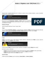 Sinergia - Programação Orientada a Objetos Com C# - Parte 2.1 - Classe