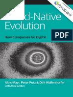 Report Cloud Native Evolution Oreilly