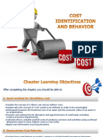 Lecture 4-Cost Identification and Behavior