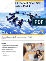 OpenSAP a4h1 Week 3 ReadySetOpt