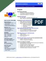5r Operational Planning