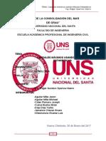 Informe Final Hidrologia 3 UnidadFINAL