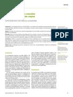 Encefalopatía Posterior Reversible