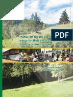 Cárdenas, J. C. & Ramos, P. (2006) - Manual de Juegos Económicos Para El Análisis Del Uso Colectivo de Los Recursos Naturales