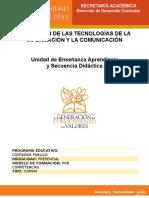 Aplicación de Las Tecnologías de La Información y La Comunicación