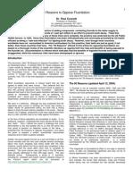 50 Reasons to oppose fluoridation