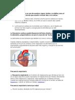 Secuencia Cardiaca