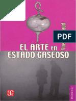 El Arte en Estado-gaseoso