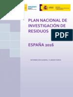 Plannacionalinvestigacionresiduos 2016 Tcm7-429205