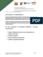 CONCLUSIÓN A LA COMPETENCIA 3