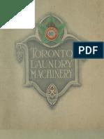 (1912) Catalogue of High-Grade Modern Laundry Machinery (Catalogue)