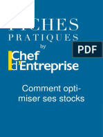 Comment Optimiser Ses Stocks