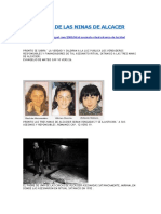 Asesinato de Las Niñas de Alcacer