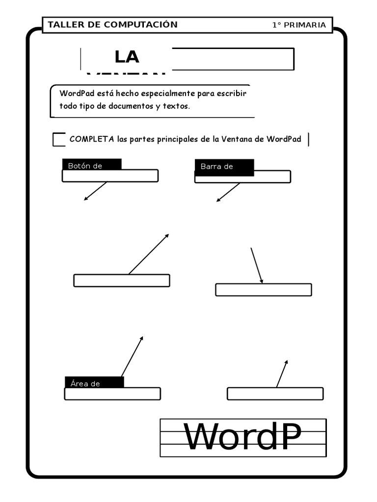 Wordpad1 primaria ccuart Images