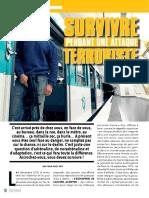 Le guide pour survivre dans un milieu terroriste par Jean-Paul Ney