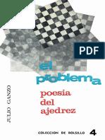 El problema, poesia del ajedrez - J. Ganzo - L.pdf