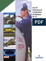 Valvulas Gas Natural y Gas LP