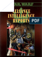 WEG40109 - Star Wars D6 - Alliance Intelligence Reports