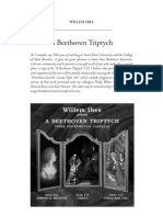 Beethoven Triptych