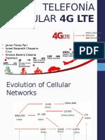 Telefonía Celular 4g Lte