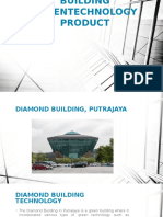 Lca in Diamond Building Greentechnology Product