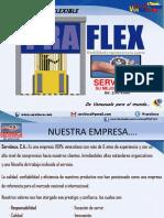 Presentación Praflex Internacional
