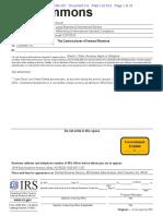 IRS John Doe Summons