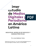 Primer Estudio Medios Digitales. Factual 2016