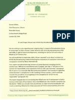 Ed Miliband's Rupert Murdoch letter