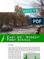 2008 Safe Streets Report Manhattan
