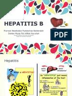 Hepatitis B oleh Pipo