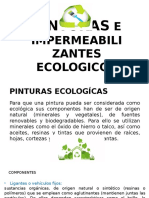 pinturas ecologicas