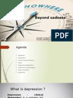 Beyond Sadness
