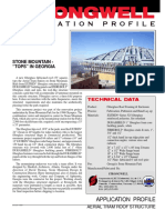 1Aerial Tram Roof Structure
