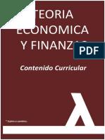 Contenido Curricular Teoría Económica y Finanzas 1 (1)