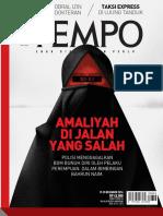 Tempo-Majalah Tempo - 19 Desember 2016_ Amaliyah Di Jalan Yang Salah-PT Tempo Inti Media (2016)