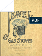 (1916) Jewel Gas Stoves & Gas Appliances for Cooking & Heating (Catalogue No.74)