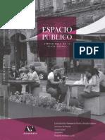 Espacio público. Aprendiendo en la plaza urbana