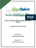 HD Report