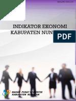 Indikator Ekonomi 2015 Kabupaten Nunukan
