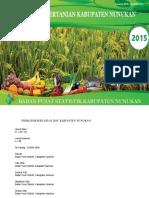 Indikator Pertanian Kabupaten Nunukan 2015