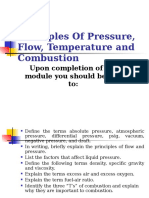 3 Pressure, Flow, Temperature
