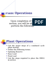 16 Plant Operations