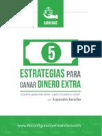 5 Estrategias Para Ganar Dinero Extra
