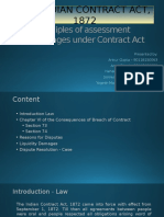 Employment Agreement Template Docx Breach Of Contract Damages