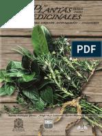 Plantas Usadas Como Medicinales en El Altiplano Del Oriente Antioqueño
