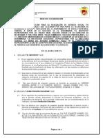 Bases de Colaboracion Con Municipio