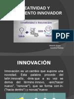 Creatividad y Pensamiento Innovador