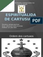 ESPIRITUALIDADE CARTUSIANA