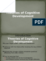 Theories of Cognitive Development